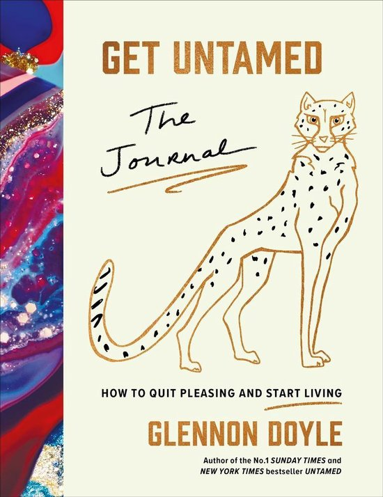 Boek cover Get Untamed van Glennon Doyle (Hardcover)