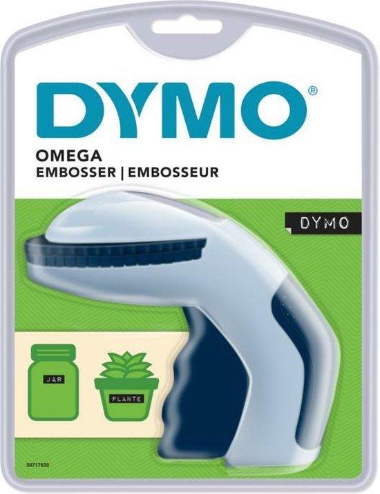 DYMO Lettertang Omega - handmodel - met printrol