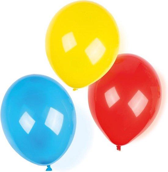 Riethmüller Ballonnen 22,8 Cm Latex 8 Stuks