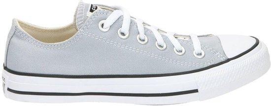 bol.com | Converse Chuck Taylor All Star OX sneakers grijs ...