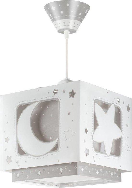 Dalber Moon - Hanglamp - Grijs