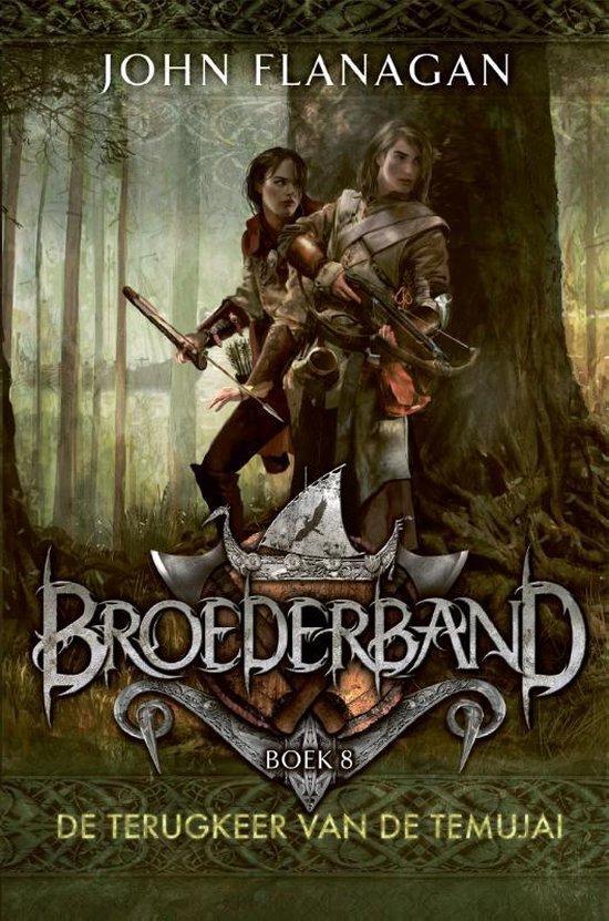 Afbeelding van Broederband - Broederband 8 - De terugkeer van de Temujai