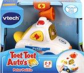 VTech Toet Toet Auto's Peter Politie - Speelfiguur