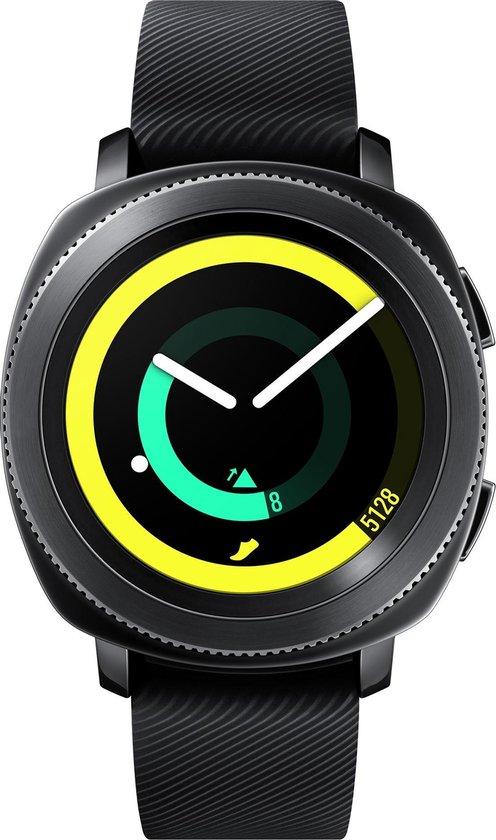 Samsung Gear Sport - Smartwatch - 44mm - Zwart