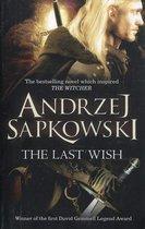 Boek cover The Last Wish van Andrzej Sapkowski