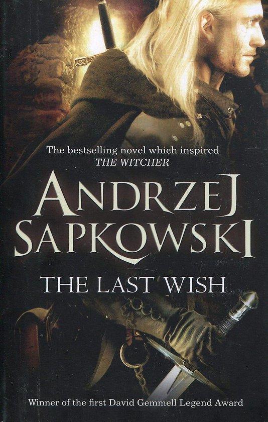 Boek cover The Last Wish van Andrzej Sapkowski (Paperback)