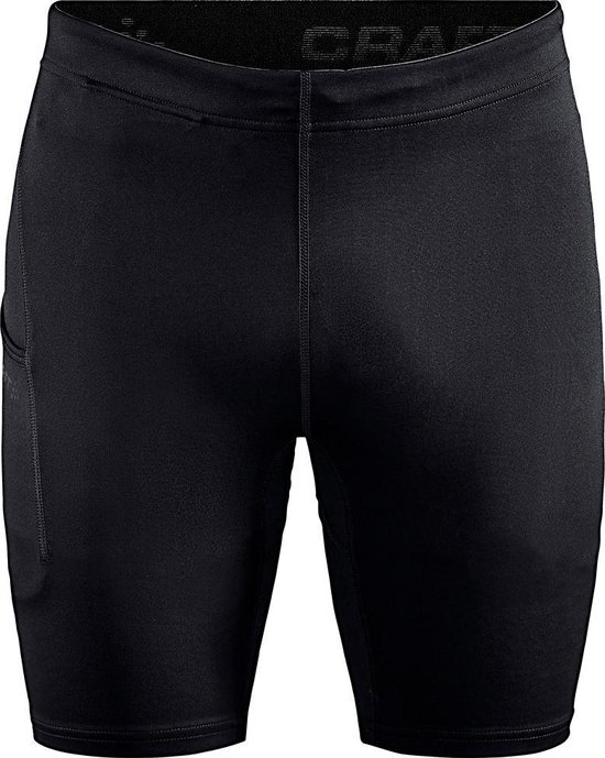 Craft Adv Essence Short Tights M Sportbroek Heren - Black
