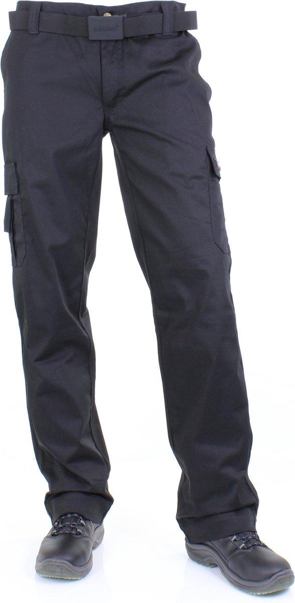 Werkbroeken KRB Workwear® LUUK Stretch Werkbroek ZwartNL:48 BE:42