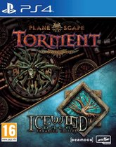 Planescape Torment / Icewind Dale Enhanced Editions - PS4