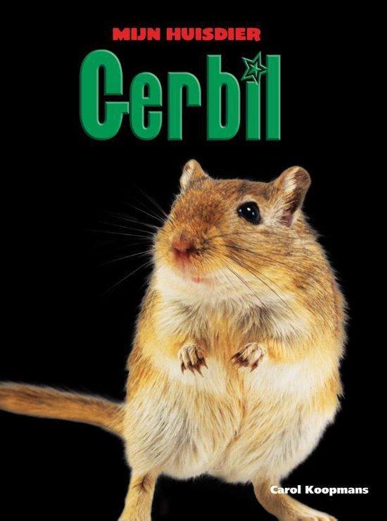Mijn Huisdier - Gerbil - Carol koopmans  