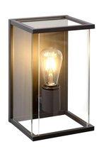 Lucide CLAIRE Wandlamp Buiten - E27 - IP54 - Antraciet