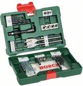 Bosch V-Line borenset - 41-delig - Voor hout, metaal en steen - geschikt voor alle merken