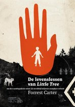 Boek cover De levenslessen van Little Tree van Carter, Forrest