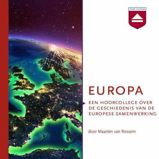 Boek cover Europa van Maarten van Rossem (Onbekend)