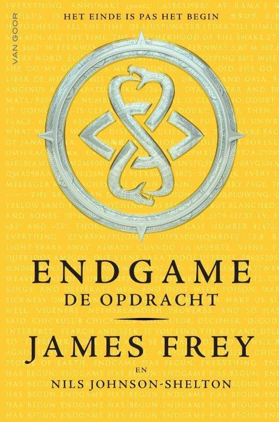 Endgame 1 - De opdracht - James Frey |