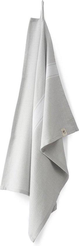 Walra voordeelset - Theedoek Dry Up - Set van 8 - Licht grijs