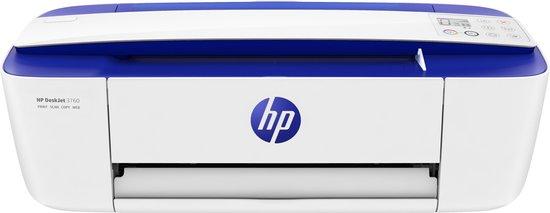 HP DeskJet 3760 - All-in-One Printer