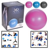 Fitnessbal 55 Cm met pompje - Yoga / Gymnastiekbal 55 Cm - Yoga bal - Pilates bal - Yoga & Fitness gym Bal - Yoga oefenigen zitbal - Yogabal - Gymbal - Pilatesbal - Verschillende kleuren Yoga Ball 55 Cm - Kleur: ROSE