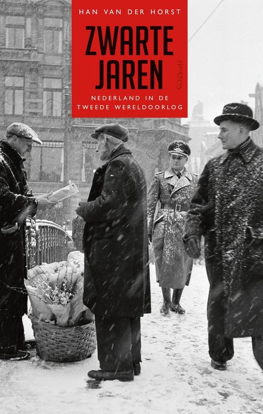 Zwarte jaren - Han van der Horst pdf epub