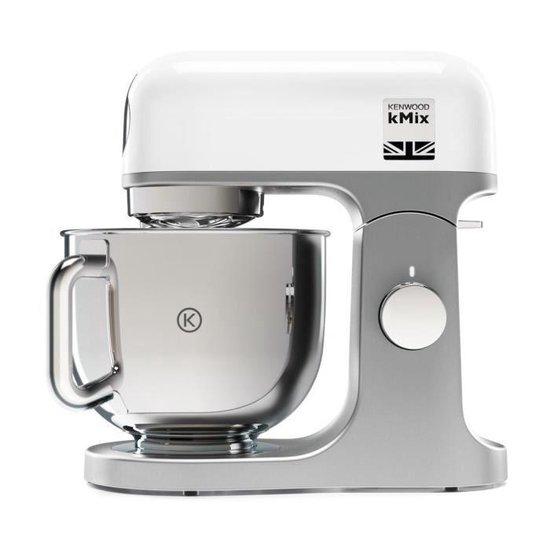 Kenwood kMix KMX750 Keukenmachine Wit/Zilver