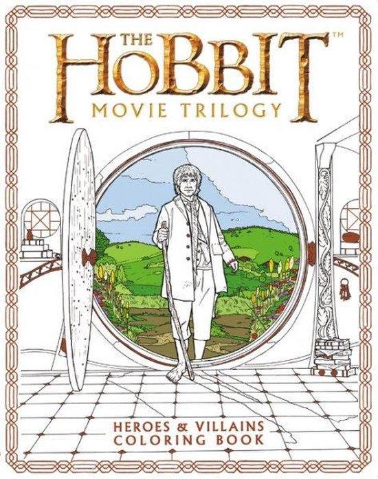 Boek cover The Hobbit Movie Trilogy van Warner Brothers Studio (Paperback)
