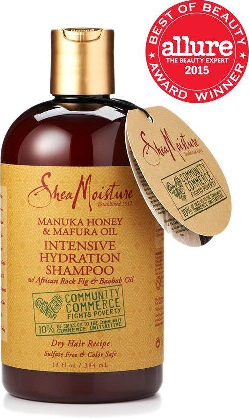 Shea Moisture Manuka Honey & Mafura Oil Intensive Hydration Shampoo 384 ml