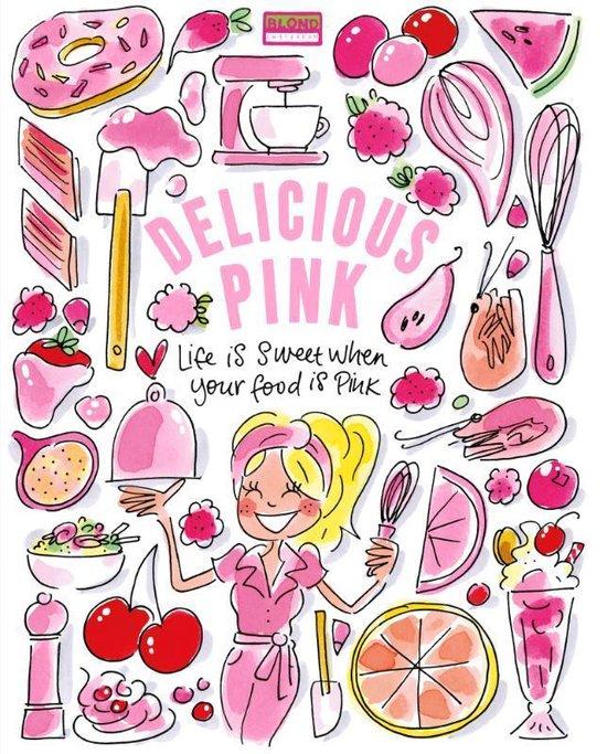 Delicious Pink - Blond Amsterdam | Fthsonline.com