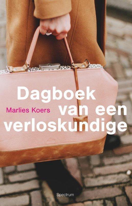 Boek cover Dagboek van een verloskundige van Marlies Koers (Paperback)