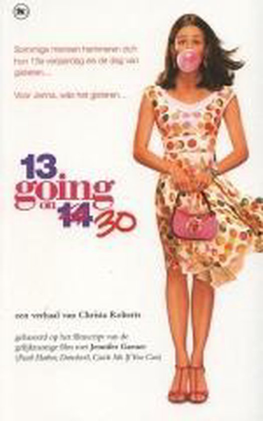 13 Going On 30 - Christa Roberts  
