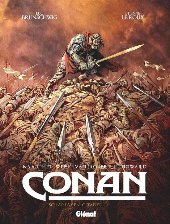 Conan de avonturier Hc05. scharlaken citadel - Luc Brunschwig  