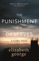 Omslag The Punishment She Deserves