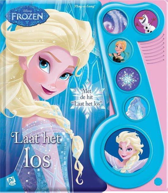 Disney Frozen - Laat het los - Disney Enterpises Inc. |