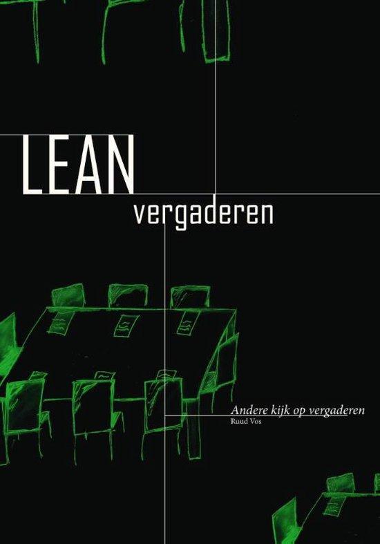 Lean vergaderen - Ruud Vos   Fthsonline.com