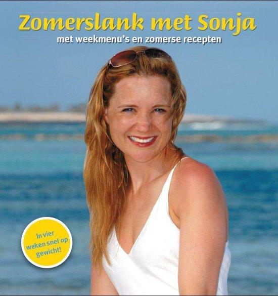 Boek cover Zomerslank met Sonja van Sonja Bakker (Paperback)