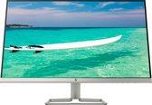 HP 27f 68,6 cm (27'') 1920 x 1080 Pixels Full HD LED Flat Zwart, Zilver