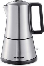 Cloer 5918 Espressoapparaat RVS
