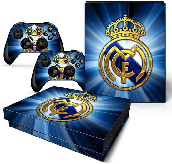 Real Madrid – Xbox One X skin