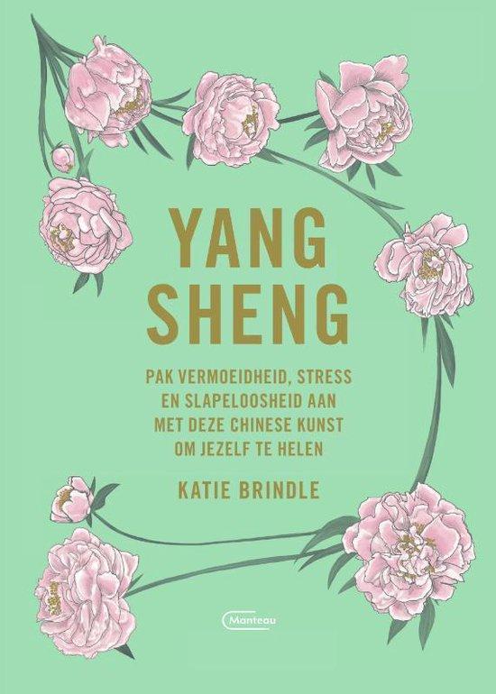 Boek cover Yang Sheng van Katie Brindle (Hardcover)