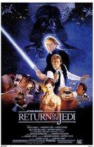 Star Wars Poster Return of the Jedi Style B (61 cm x 91,5 cm)                                                                                                      Star Wars 6-VI-Return of the Jedi-film-poster-61x91.5cm.