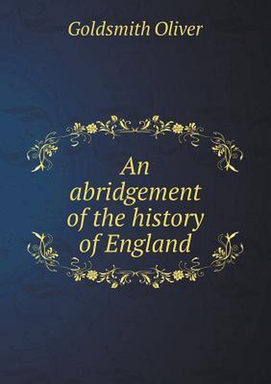 An Abridgement of the History of England