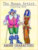 The Manga Artist Coloring Book