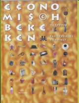 Boek cover Economisch bekeken 1 vmbo-kgt handboek van J. Huitema