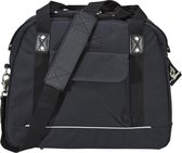 Basil Portland Business Bag Enkele Fietstas - 19 l - Zwart