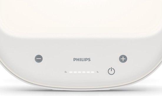 Philips HF3419/01 EnergyUp - Energylight / Energielamp - Wit