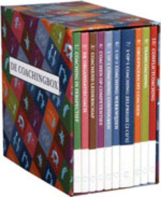 De Coachingbox (luisterboek) - Marijke Lingsma |