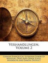 Verhandlungen, Volume 2