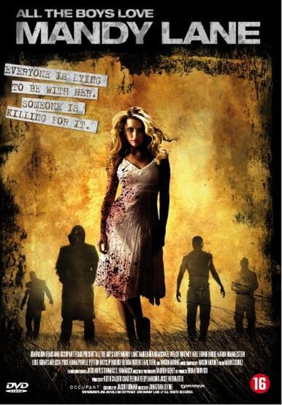 Cover van de film 'All The Boys Love Mandy Lane'
