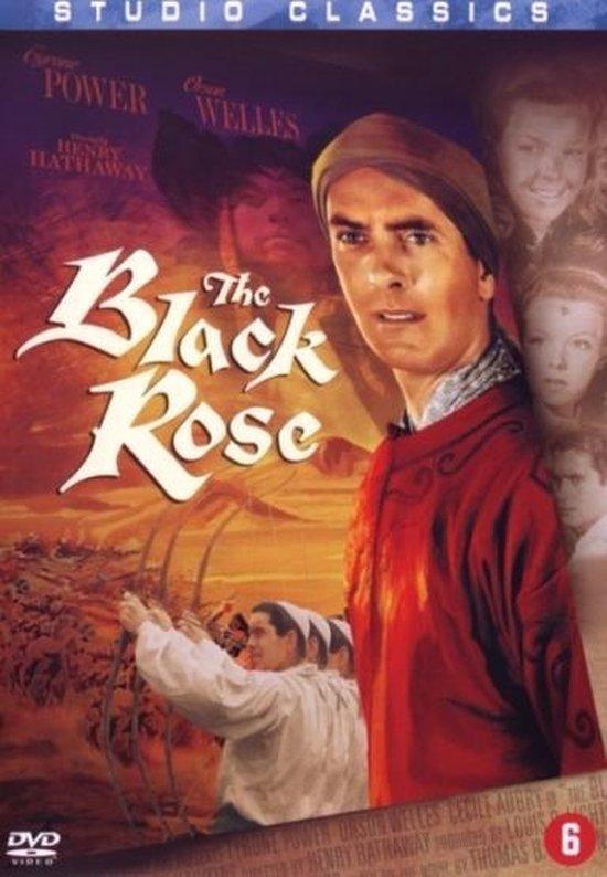 Cover van de film 'Black Rose'