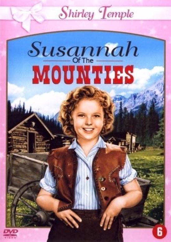 Cover van de film 'Susannah Of The Mounties'