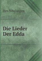 Die Lieder Der Edda
